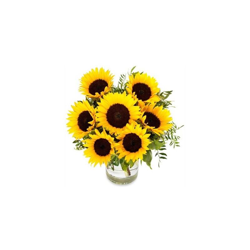 Bukiet Słoneczników